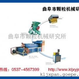 废旧再生塑料造粒机 山东省塑料机械厂