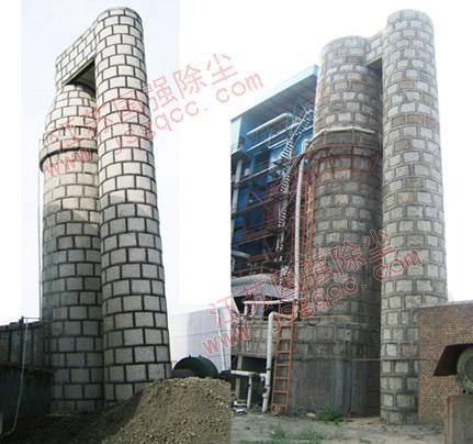 花岗岩水膜脱硫除尘器