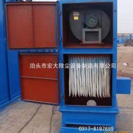 除尘器/布袋除尘器 小型PL单机除尘器