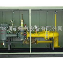 阿荣旗锅炉煤改气专用调压柜改造灵活配置为大众减压