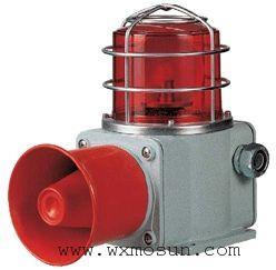 SHD-WV-220-R可录音声光组合警示灯