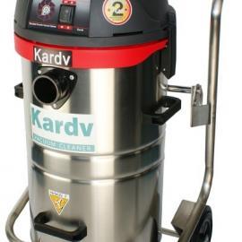 机柜清理灰尘用什么吸尘器|凯德威工业吸尘器GS-1245
