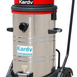 塑钢车架移动式凯德威吸尘器 常州GS-2078S吸尘器