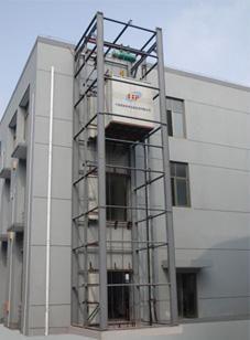 无基坑起落货梯AAAAA级质量无基坑货梯