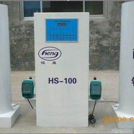 广州高效高纯度二氧化氯发生器
