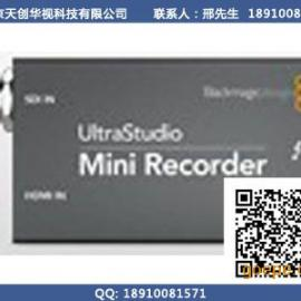 UltraStudio Mini Recorder采集卡