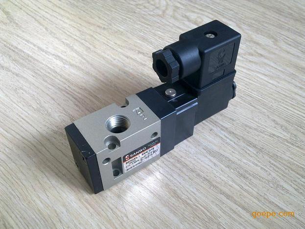 svk300两位三通电磁阀图片
