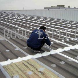 金属屋面板搭接缝处防水涂料