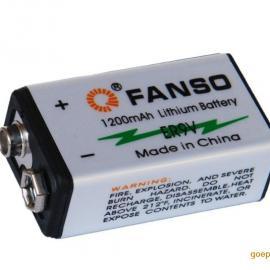 孚安特烟雾报警器用一次锂电池 ER9V