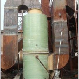 锅炉烟气净化设备玻璃钢脱硫塔