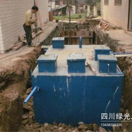 成都医院生活污水处理环保设备,化粪池净化消毒系统