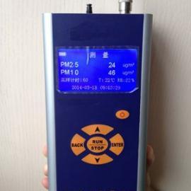 深圳手持式PM2.5速测仪 USB连接带存储功能
