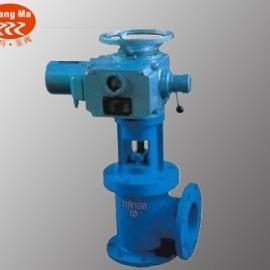 J944X电动角式排泥阀,J944X角式电动排泥阀