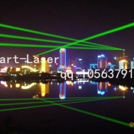 地标型360度摇头激光灯