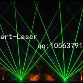 绿色激光灯景区激光灯|舞台激光灯|亮化楼顶激光