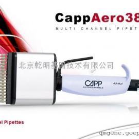 丹麦CAPP十六道移液器