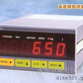 珠海便携式称重仪表PT650D-PT650D显示器