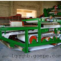 DYQ带式环保污泥压榨过滤机 带式过滤机生产厂家