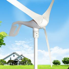 300W小型风力发电机,风光互补路灯,风力发电