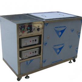 工业单槽带过滤循环超声波清洗机