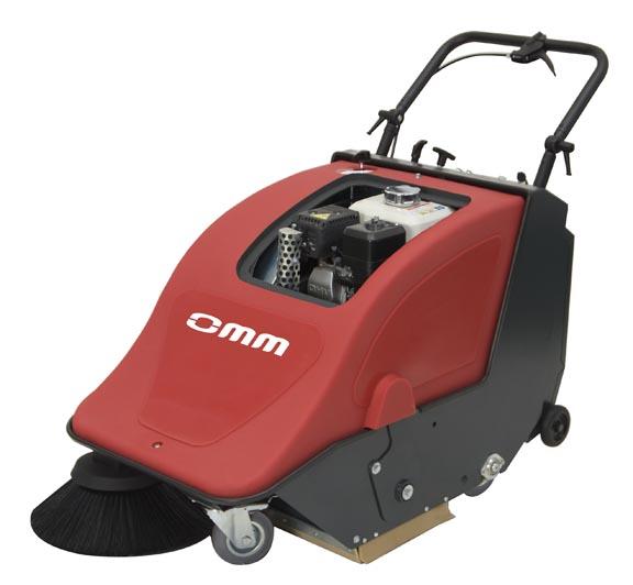 意大利奥美扫地机常州无锡有 无动力手推式扫地机多少钱