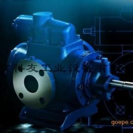 SNH80ER46E8.9W69重油输送三螺杆泵(中海油)