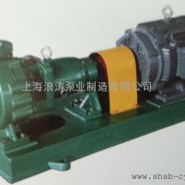 IHF型氟合金化工泵