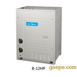 水源热泵机组,美的水源热泵,水源热泵空调系统