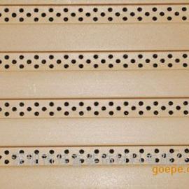 生态木吸音板,生态木具有防火,防潮,吸音的性能,厂家直销
