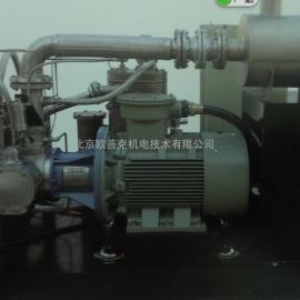高压螺杆吹瓶机,40MPA高压空压机