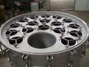 多袋式过滤机、不锈钢多袋式过滤器、多袋式过滤器厂家