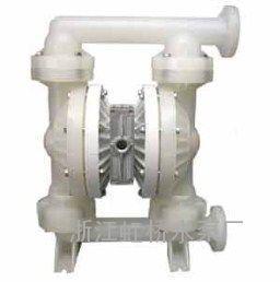 氟塑料气动隔膜泵,气动隔膜泵、QBY氟塑料气动隔膜泵