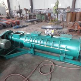 河北吉奥订做单轴卧式粉尘加湿机厂家