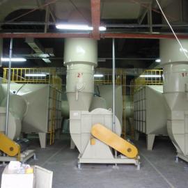 优洁活性炭吸附塔设备|吸附塔|废气处理装置