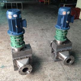 PG-10型不锈钢污泥切割机
