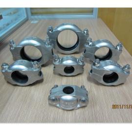 DN32高压卡箍(1.25寸不锈钢高压卡箍)