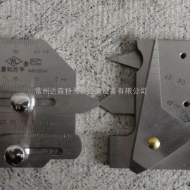 常州华工HJC-40型焊缝检验尺,焊接检验尺