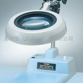 日本进口照明放大镜F×2