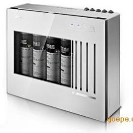 东莞美的净水机直销商|厨房反渗透净水机MRO203-4
