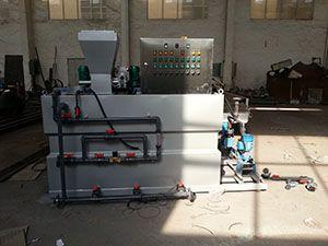 304不锈钢 全自动 干粉投加装置
