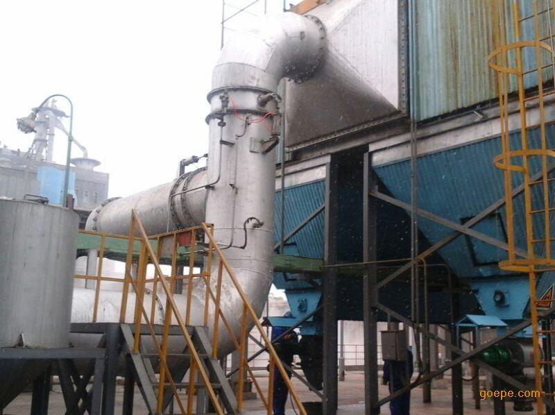 鍋爐脫硫干式布袋除塵器圖片