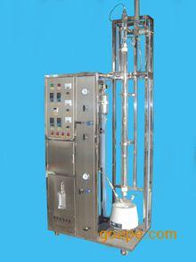 玻璃精馏原理,最好的玻璃精馏,天津精馏塔,