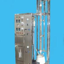 高真空实验精馏塔系统