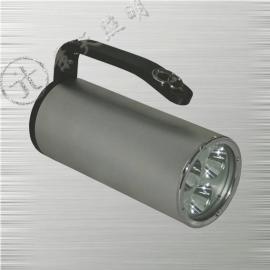RJW7100手提式防爆探照灯|JT-RJW7100/LT
