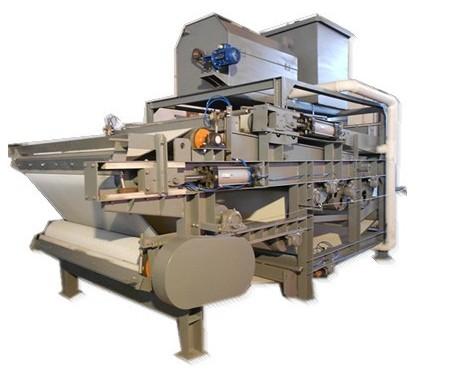 上海青上过滤设备有限公司 产品展示 带式压滤机系列 带式压榨过滤机