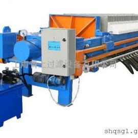 上海青上污泥脱硫自动压滤机,厢式板框压滤机,压榨隔膜压滤机
