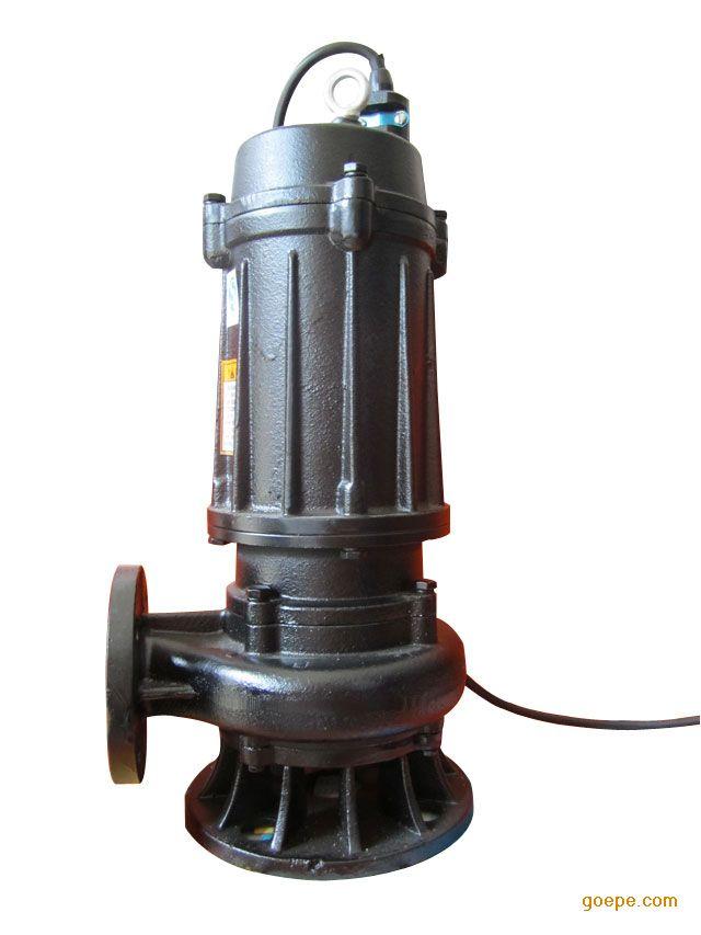 不锈钢潜水式排污泵