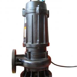 QW潜水式无堵塞排污泵