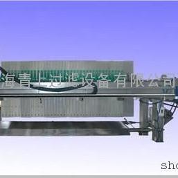 全自动压滤机性能|上海全自动压滤机