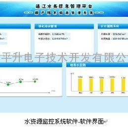 水资源信息管理系统、水资源管理软件